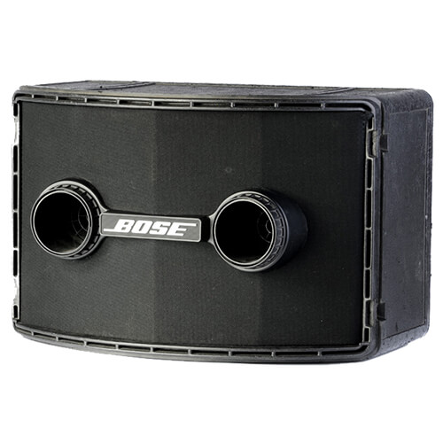 Alquiler altavoz Bose 802